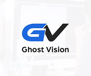 Logo Ghost Vision